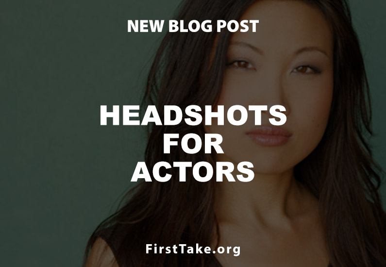 Headshots for Actors